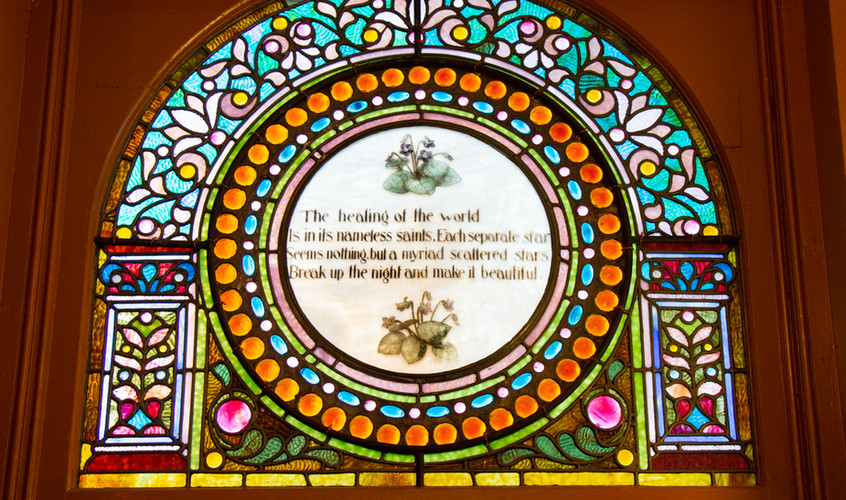 Stained Glass Window 4