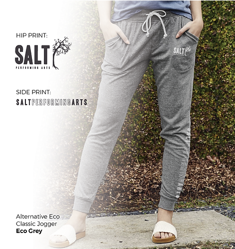 SALT Ladies' Eco Classic Jogger