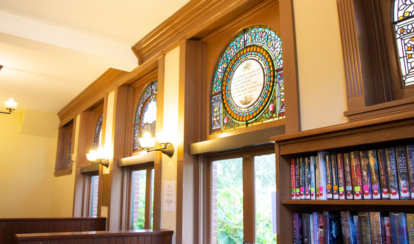 Our Stained Glass Windows