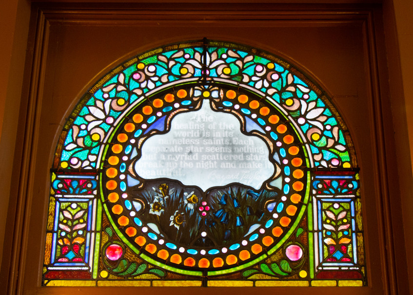 Stained Glass Window 3