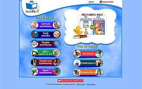 BookFlix Homepage