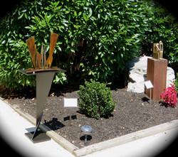 8. Garden Sculpture Exhibit