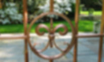 Copper Gates and Fences by John Madarasz Coppersmith