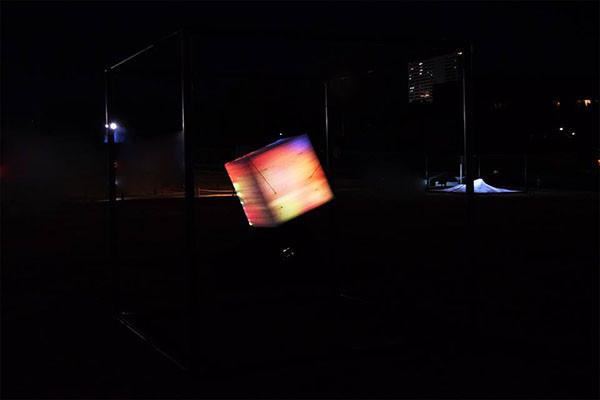 国営昭和記念公園 Winter Vista Illumination 2016にて作品を展示しています。