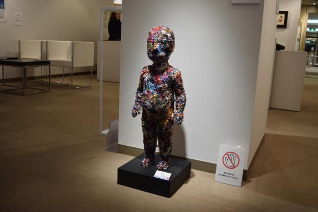 おかげさまで、西武渋谷店に展示中の作品は販売済みとなりました。