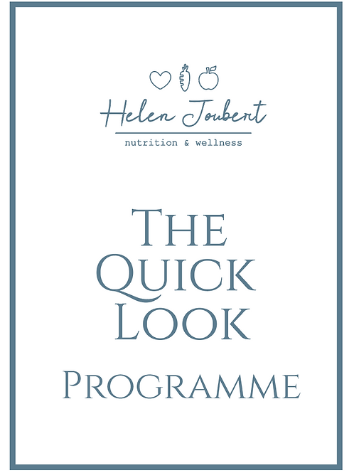 The Quick Look Programme