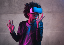 VR Sessions in Virtual Worlds