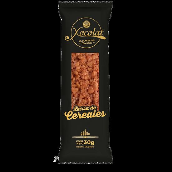 Barra de cereal clásica