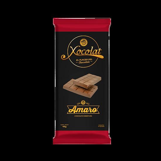 Tableta de Chocolate Amaro