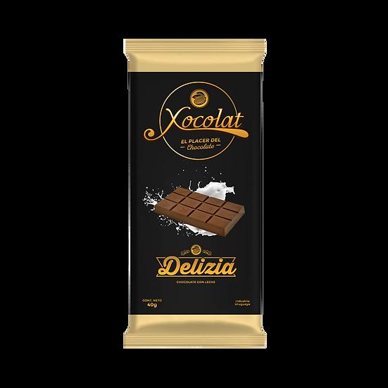 Tableta de Chocolate Delizia