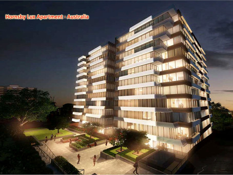 Hornsby Lux Apartment公寓项目