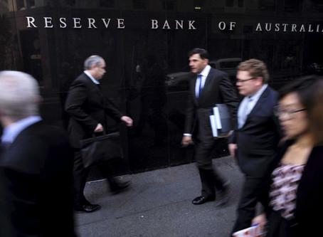 澳联储宣布降息25个基点 达历史新低