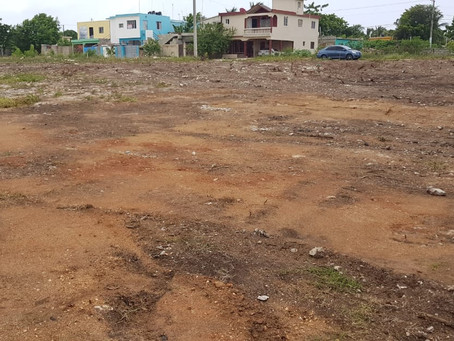 Work Begins on Land for New DR Prosthesis Clinic