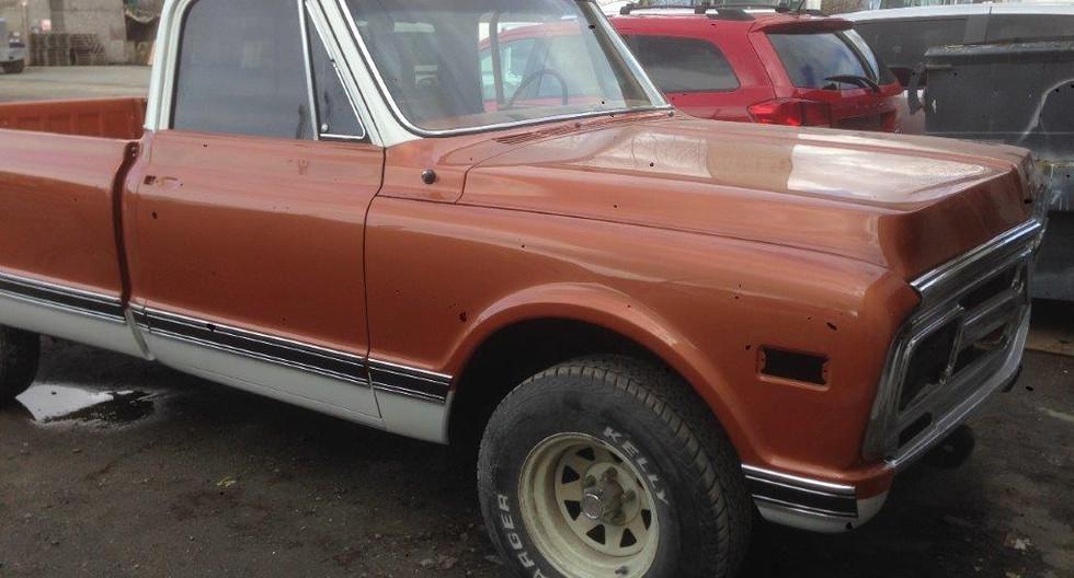 1971 GMC C15 Pickup