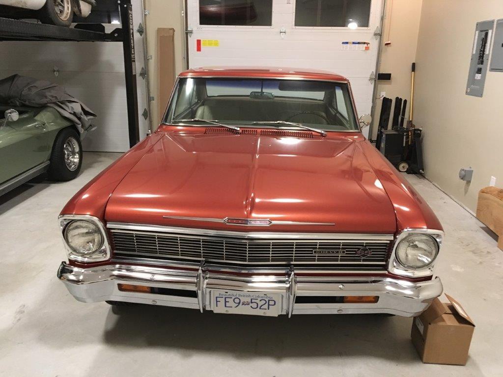 1966 Chevy Ii Nova Ss Project Mission Finicky Auto Restorations