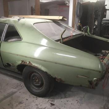 1970 Pontiac Acadian