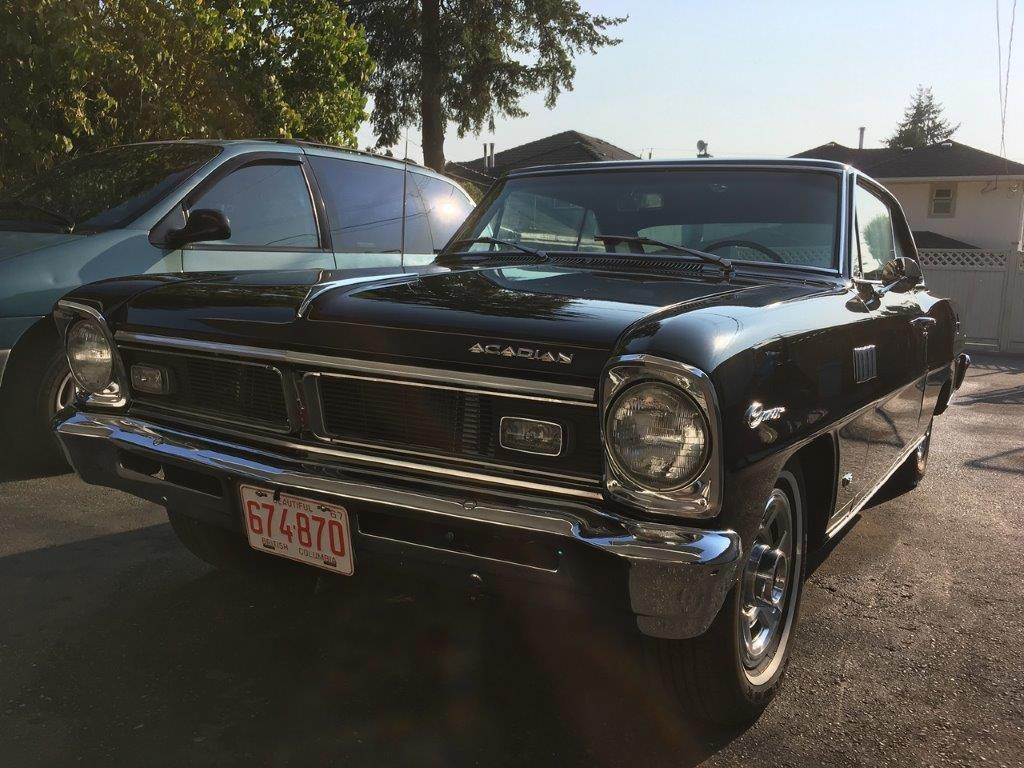 1967 Pontiac Acadian Canso
