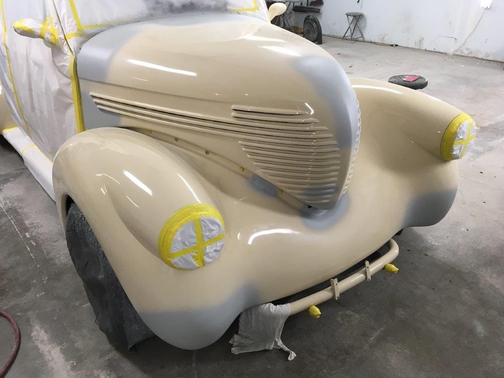 1938 Willys Sedan