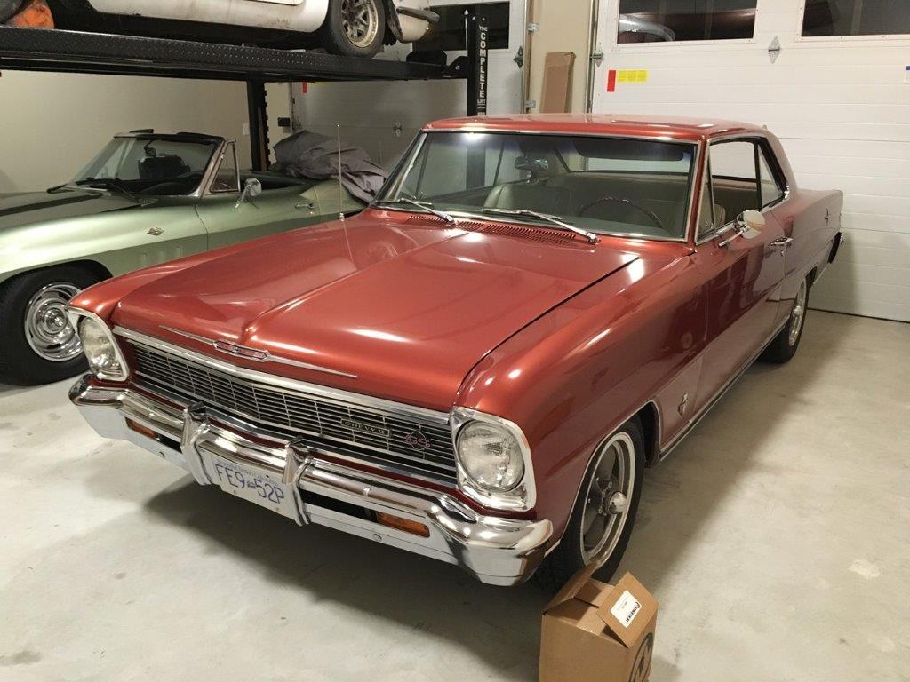 1966 Chevy II Nova SS