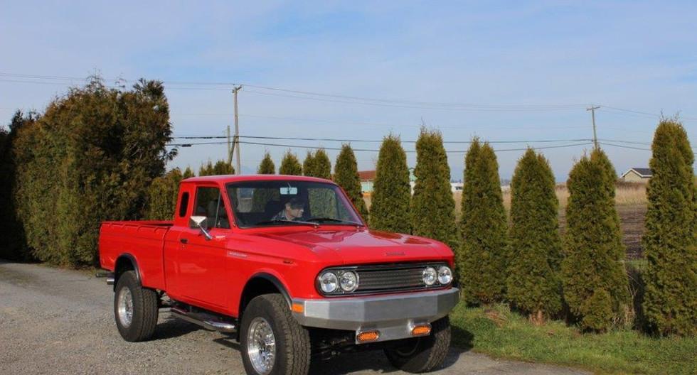 1968 Datsun 520 Pickup