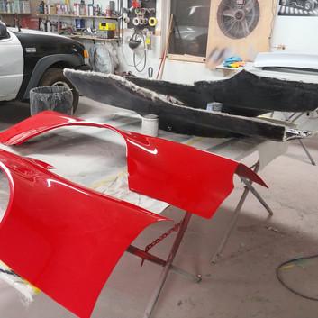 Nissan 240 SX Origin Lab S15 Body Kit