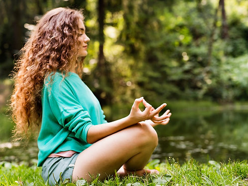 Yin and Mindfulness for Teens