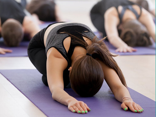 Yin Yoga for Busy Parents October