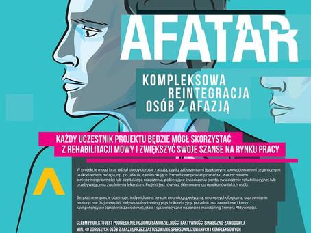 AFATAR - kompleksowa reintegracja osób z afazją.