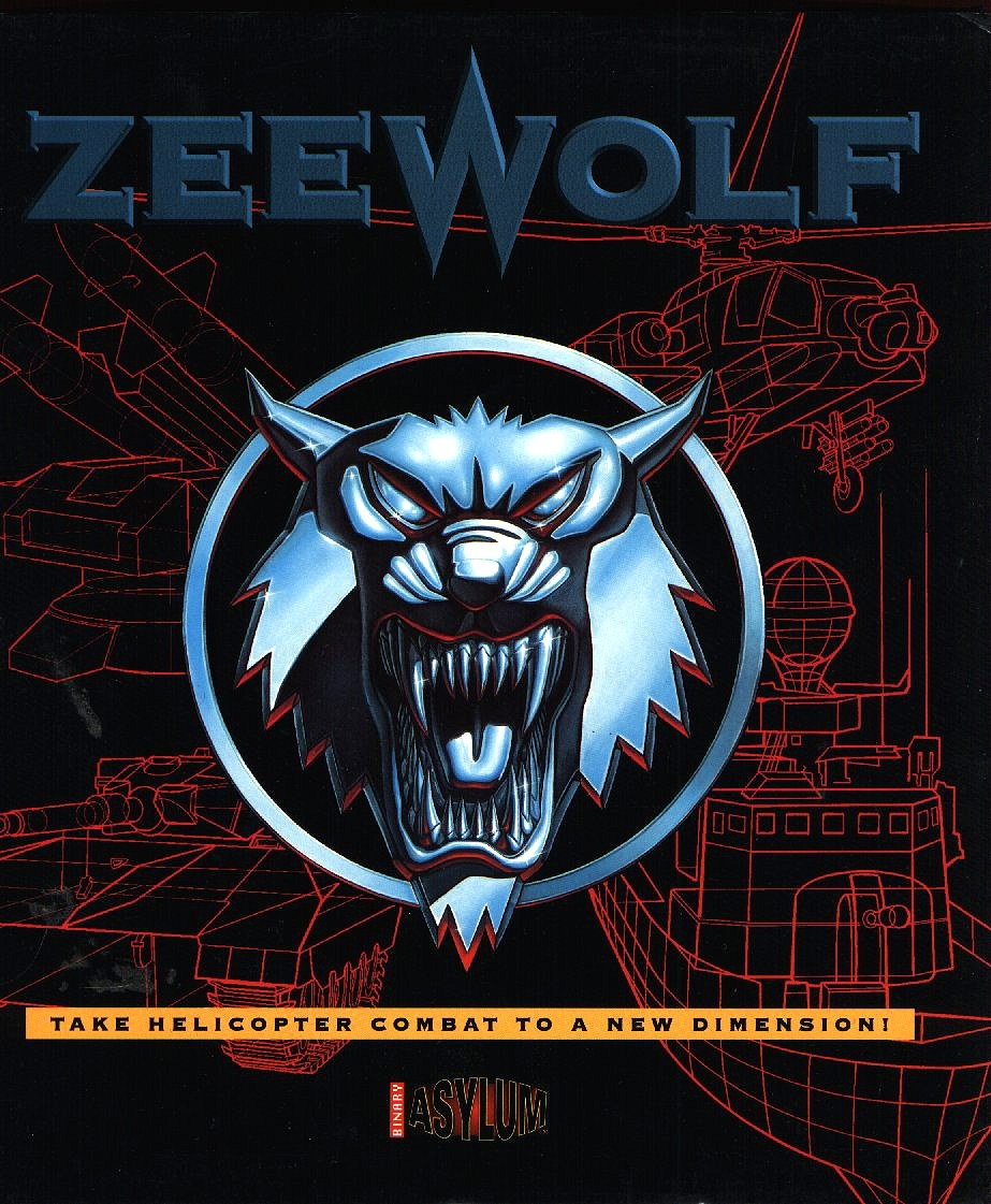 Zeewolf Box Cover
