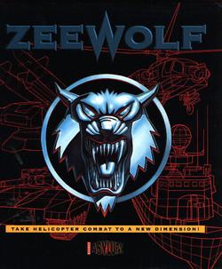Zeewolf Box Cover
