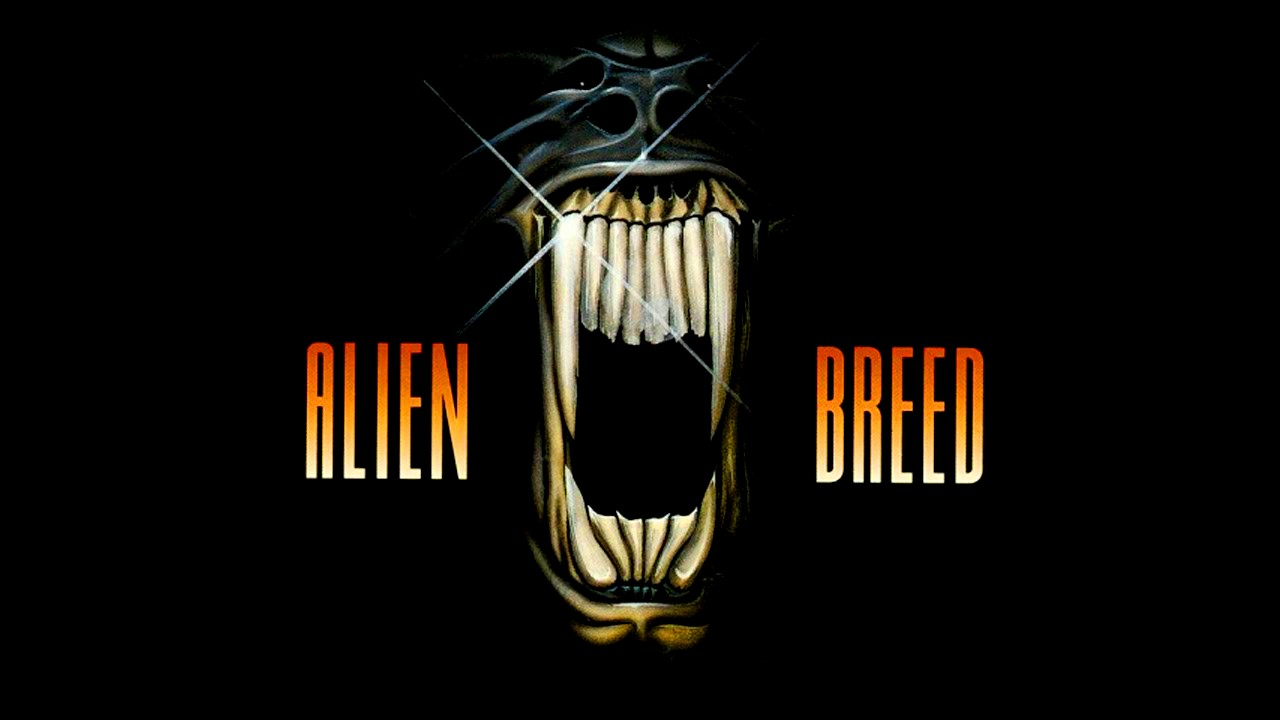 Alien Breed Title Screen