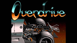 Overdrive Title Screen