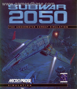 Subwar 2050 Box Cover