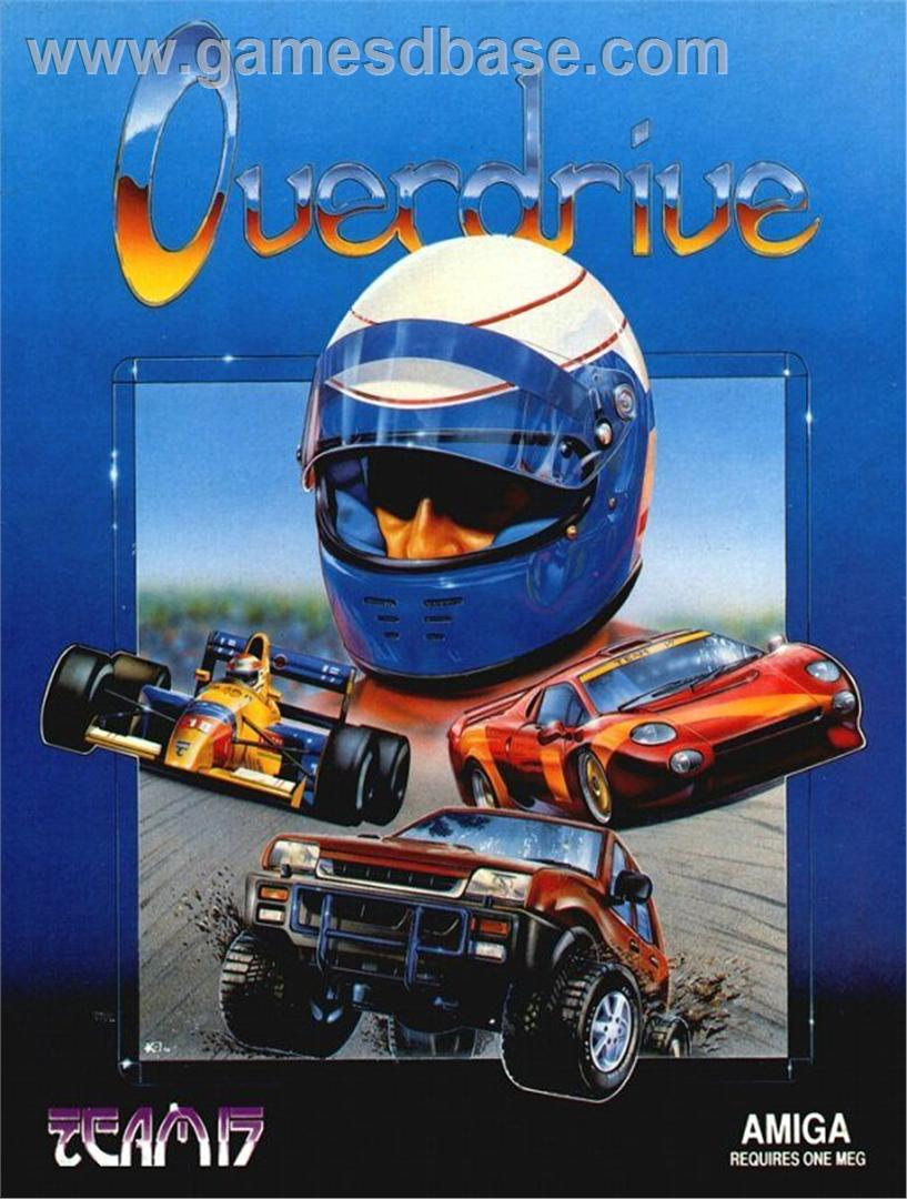 Overdrive Box Cover Art