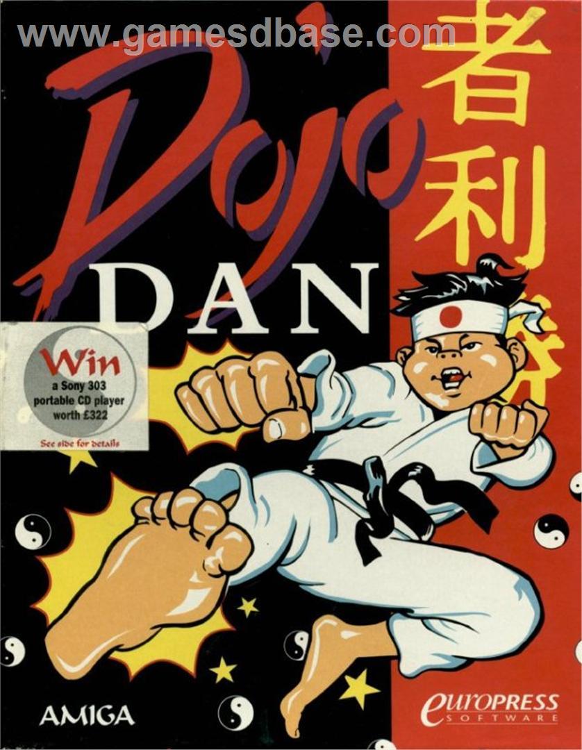 Dojo Dan - Box Cover Art