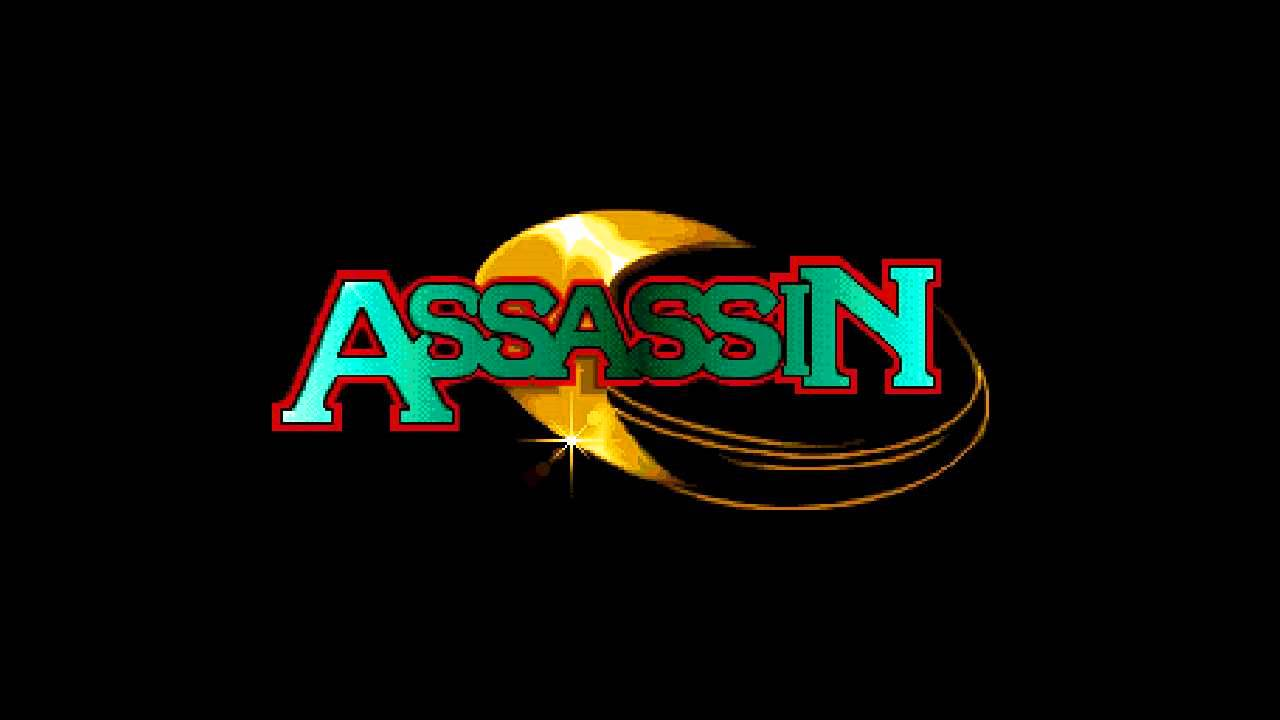 Assassin Title Screen
