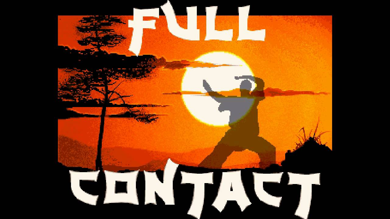 Full Contact Title Screen