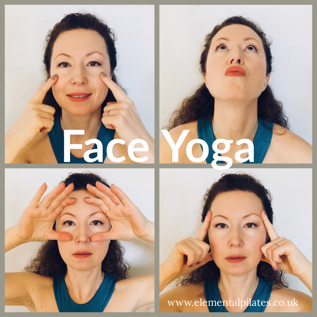 Face Yoga Online Two Weeks Class Pass