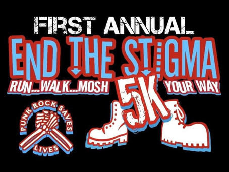 Announcing the First Annual End The Stigma Your Way 5K!