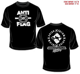 Anti Flag Tour