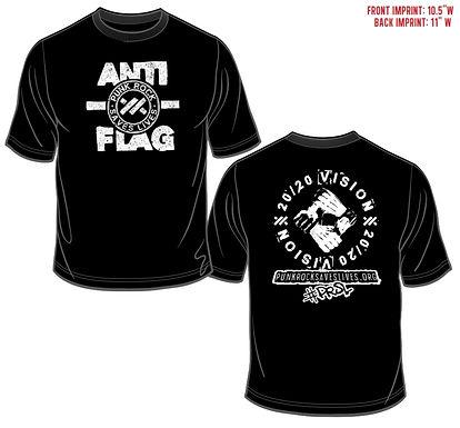 Anti Flag Tour