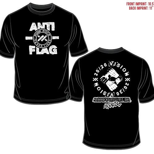 Anti Flag/PRSL Limited Run Tee