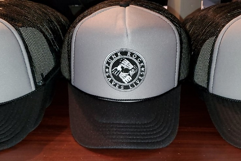 Punk Rock Saves Lives Trucker Hat