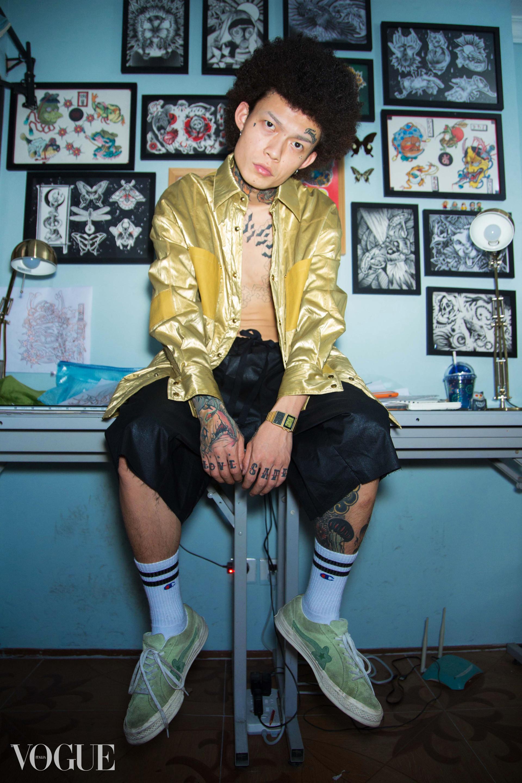 Boyz | Potrait Series | for Vogue Italia (PhotoVogue)