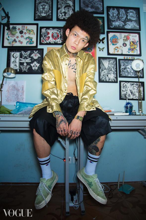 Boyz   Potrait Series   for Vogue Italia (PhotoVogue)