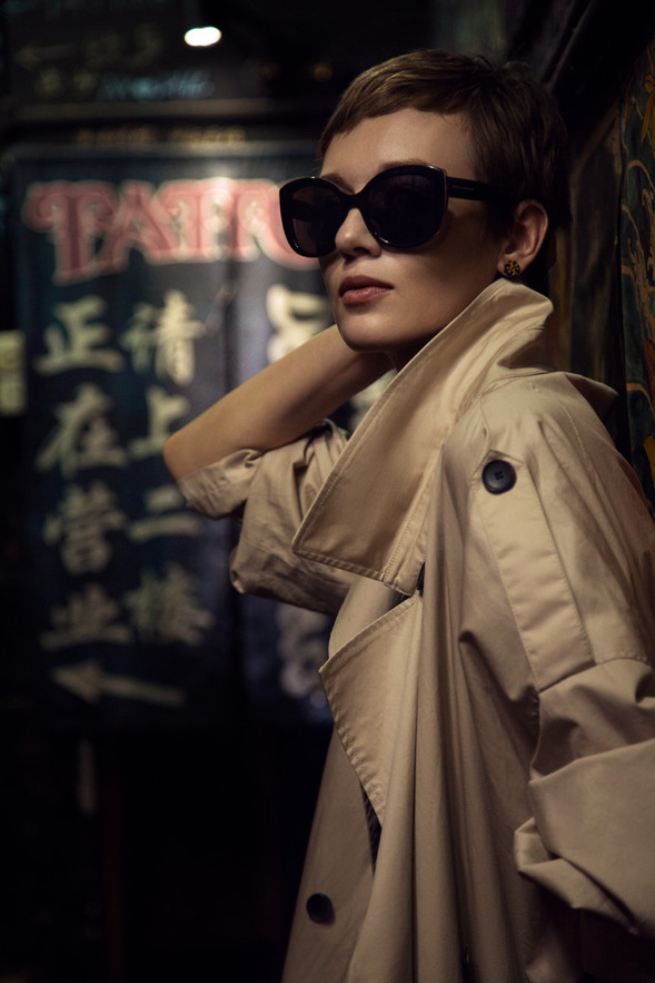Varvara | Portrait Series | for Vogue Italia (PhotoVogue)