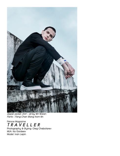 Traveller   Feroce Magazine