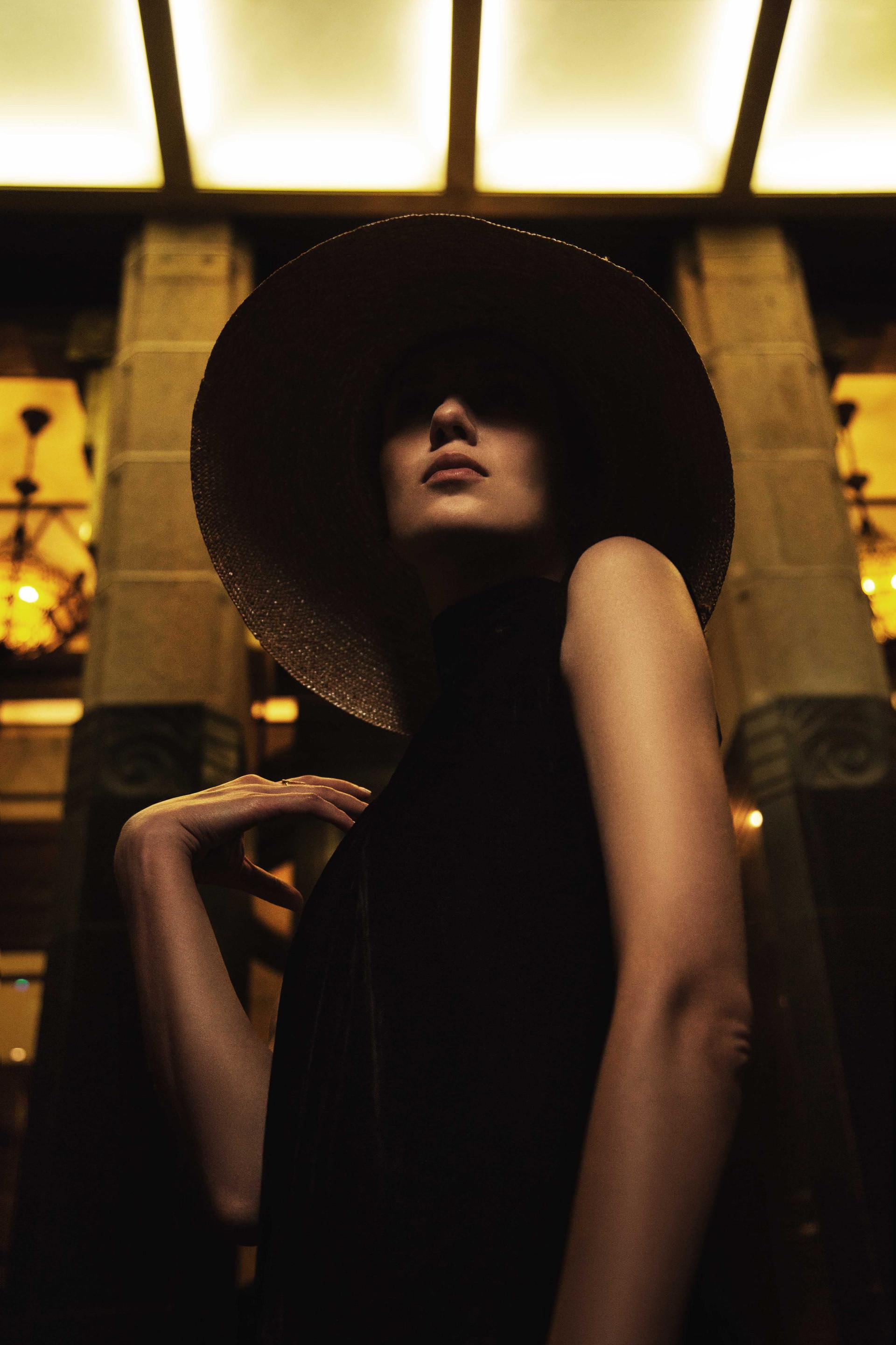 Varvara   Portrait Series   for Vogue Italia (PhotoVogue)