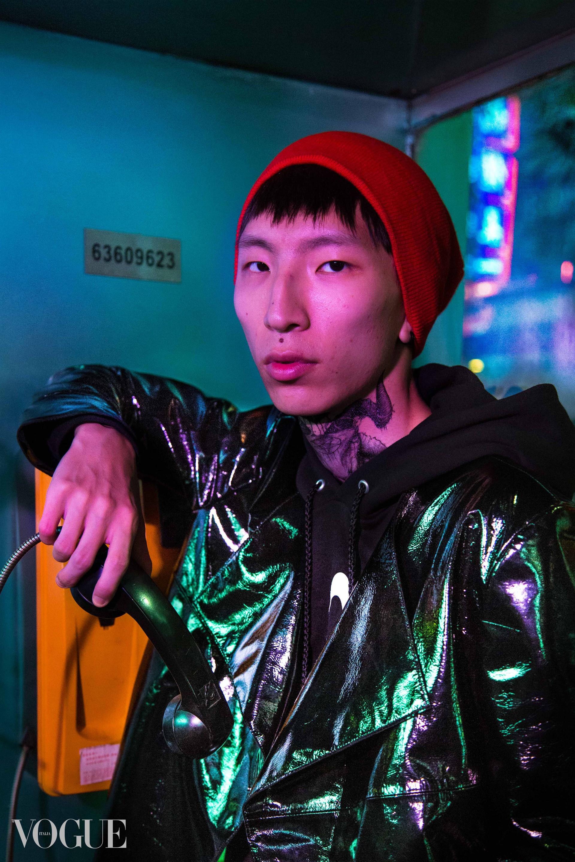 Dongbei #95 for Vogue Italia