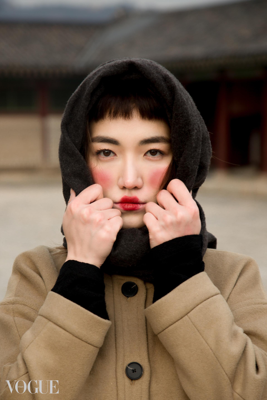 Winter Berries | PhotoVogue by Vogue Italia